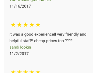 Thank you so much for the reviews!!