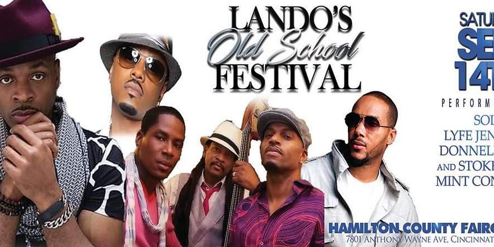 Lando's Old School Music Festival
