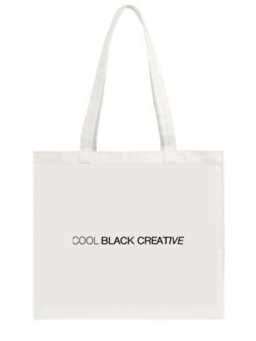 Cool Black Creative Tote