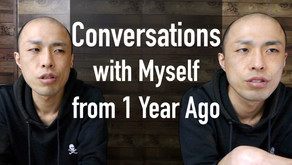 Conversations with Myself from 1 Year Ago | Casual Japanese | 2020, MARVEL, Novel
