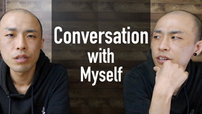 Conversations with Myself from 1 Month Ago | Casual Japanese