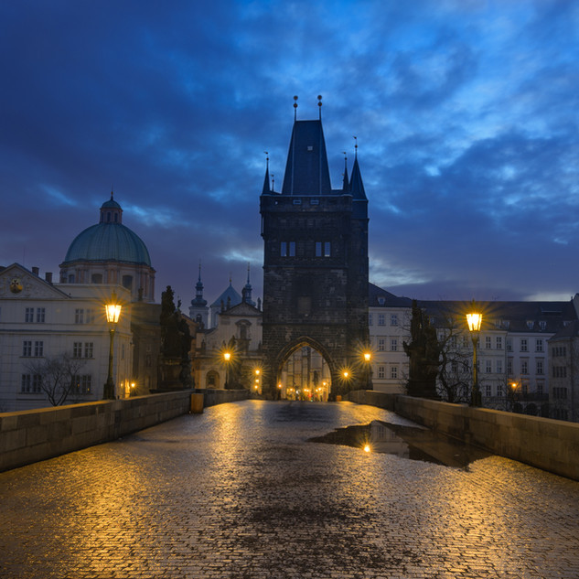 Charles' Bridge, Czech Republic