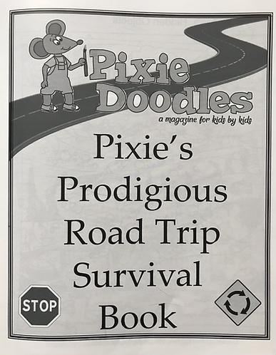 Pixie's Road Trip Book