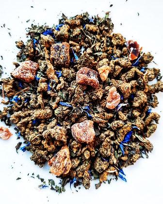 Liquorice Mint Humbugs