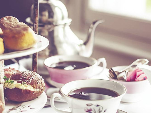 Afternoon Tea Through the Ages &  the Quintessential Blends to Mark the Occasion