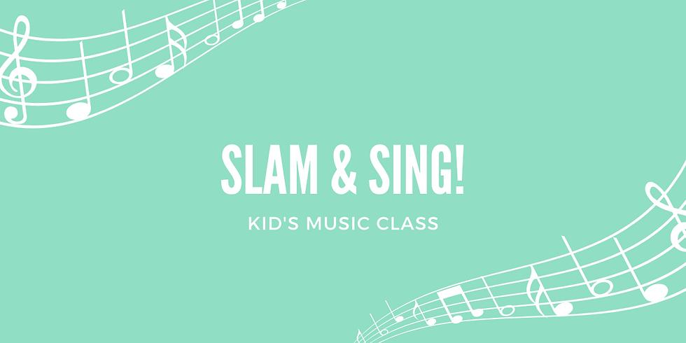 Slam & Sing!
