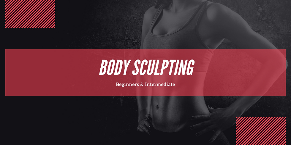 1 PM - Body Sculpting Class