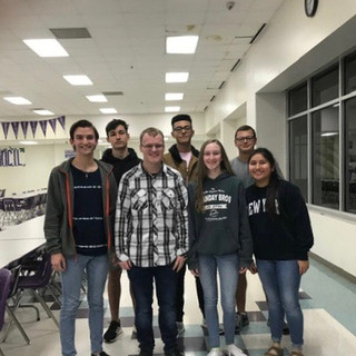 2019-2020 Officers