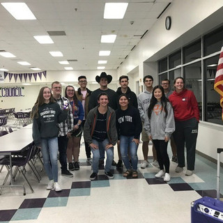 2019-2020 Officer Elections
