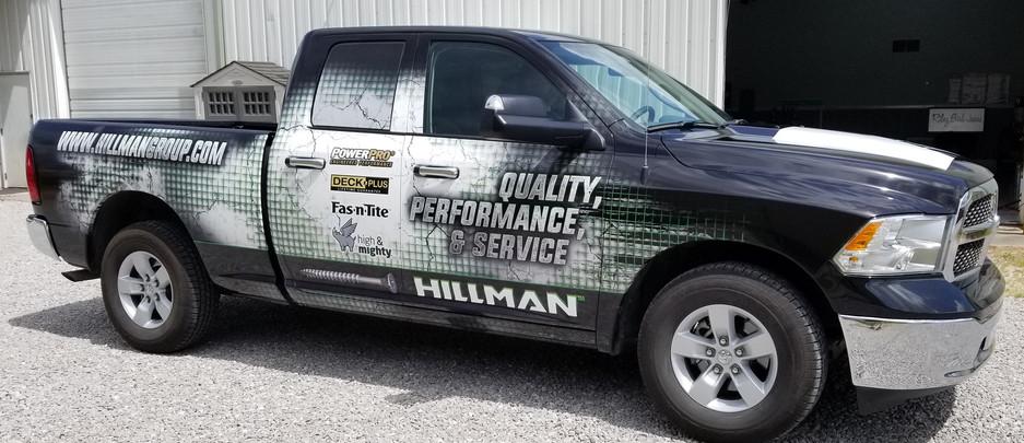Tier One Graphics-Hillman Truck Wrap-5.j