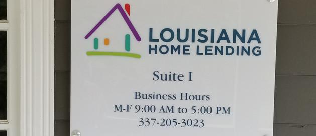 Louisiana Lending-Acrylic Signs-4.jpg