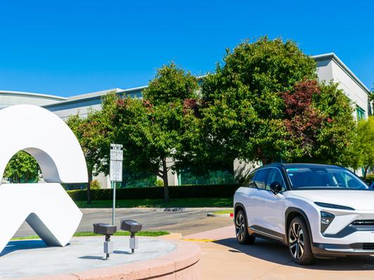 Nio - Tesla của Trung Quốc, sẽ bán xe điện tại châu Âu trong năm nay