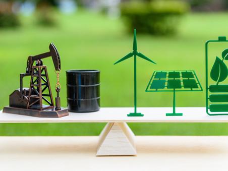 Cuộc chiến giữa năng lượng xanh và năng lượng hóa thạch