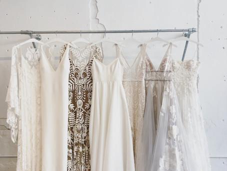 Bridal Appointment FAQ's