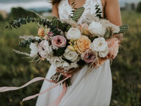 A Modern Texas Wedding