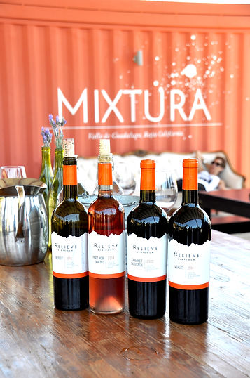 Great wines, great atmosphere at Mixture - Valle de Guadalupe, Ensenada MX