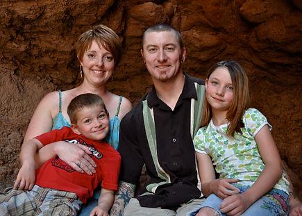 The Johnsons - Goblin Valley State Park, Utah