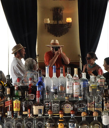 Photograph of the Todos Santos Inn in Baja Sur, Mexico