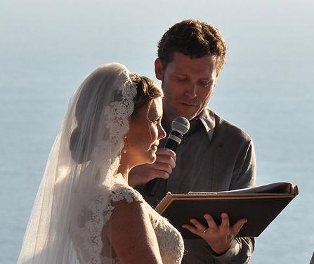 A beautiful wedding on the Pacific - Cuatro Cuatros, Ensenada Mexico