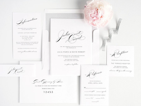 Mitől lesz igazán lenyűgöző és egyedi az esküvői meghívótok?