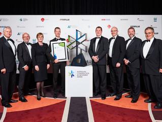 Australian Construction Achievement Award 2016
