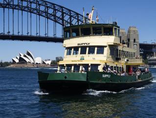 Barangaroo Ferry Hub