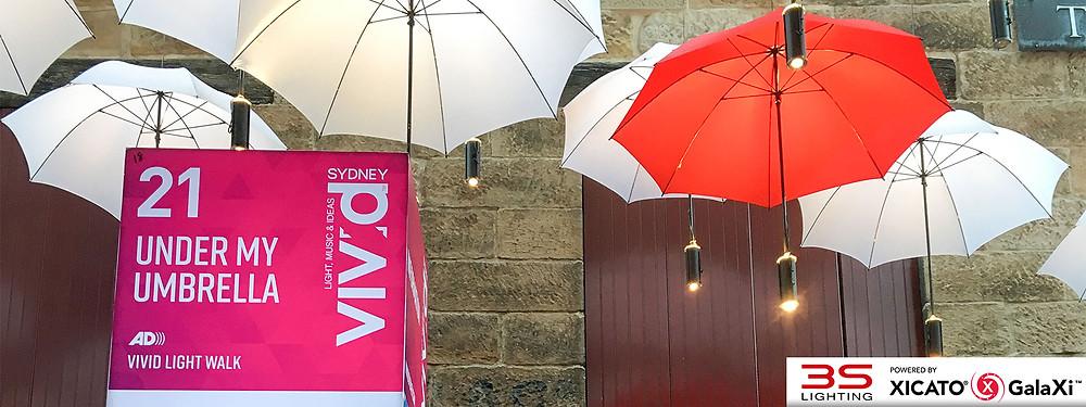 Under My Umbrella - Vivid 2017