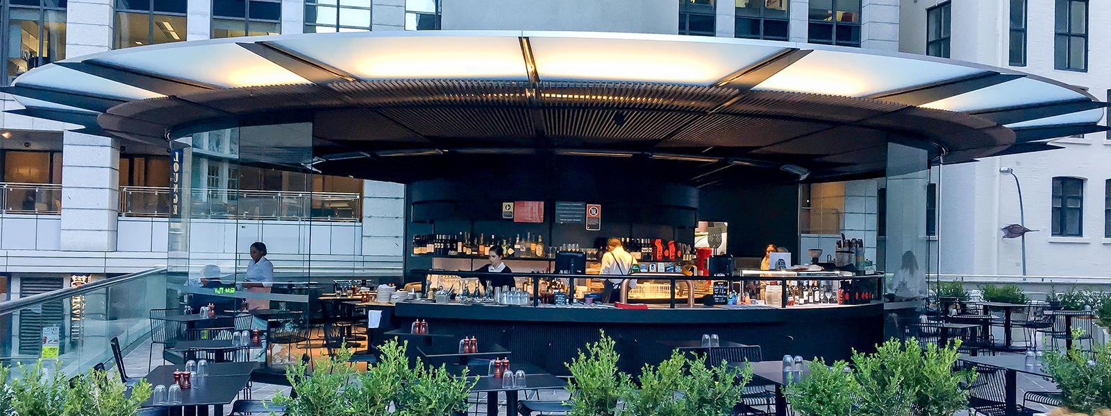 Australia Square Retail Pavilion