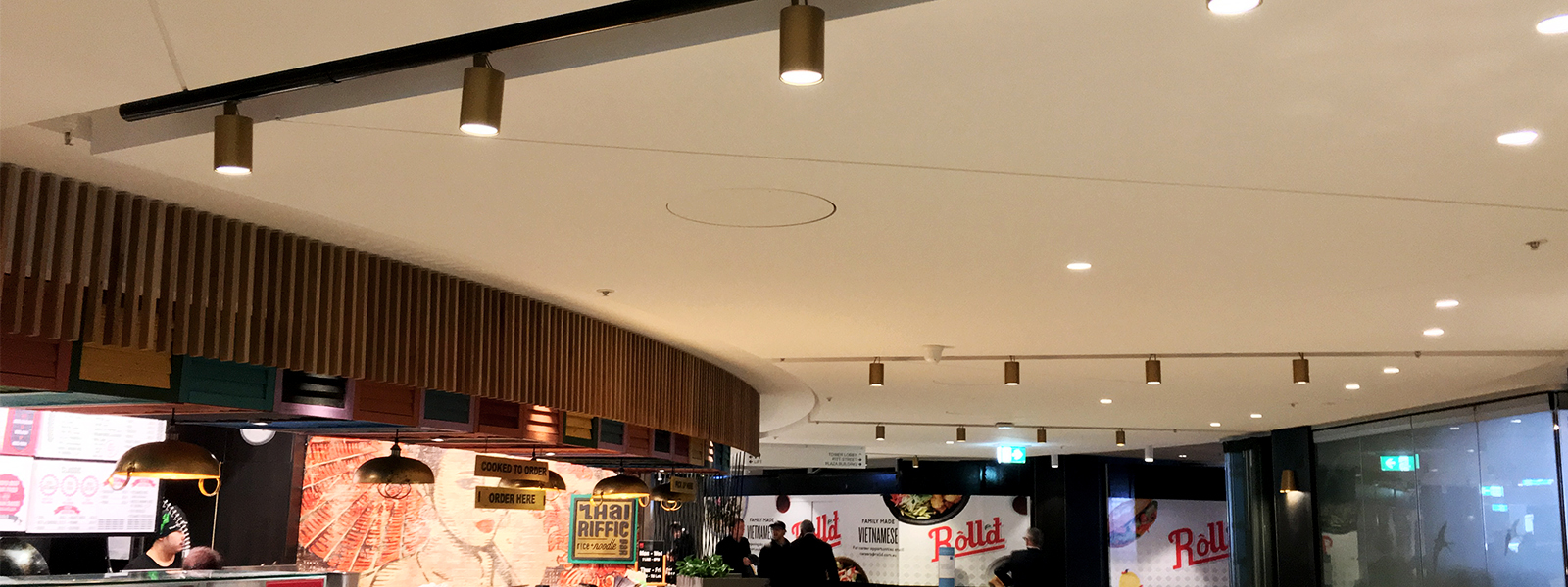 Australia Square Food Court, Sydney