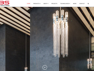 Updated 3S Lighting website goes live