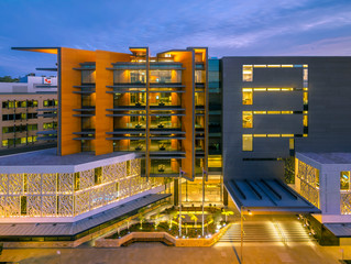 Newcastle Court House - winner of 2016 MBA Commercial Award