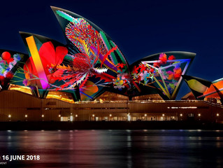 Vivid Sydney 2018 - 10years of creativity
