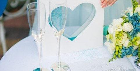 Homokceremónia - Doboz szív kivágással