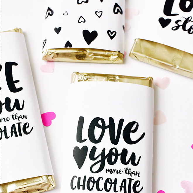 Dream-hole csokoládé Valentin napra