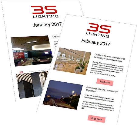 3S Lighting Newsletter
