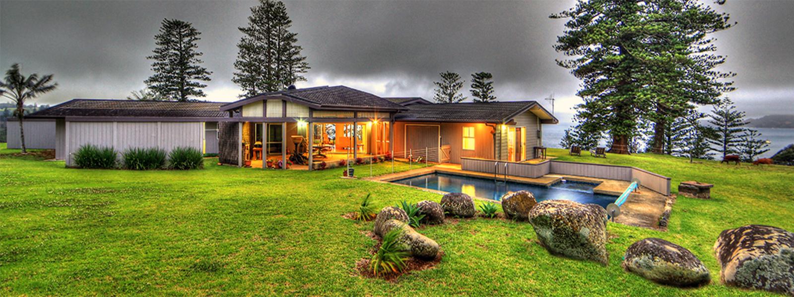 Shearwater Norfolk Island