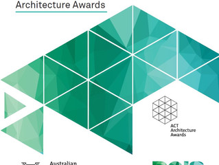 2018 ACT Architectural Awards