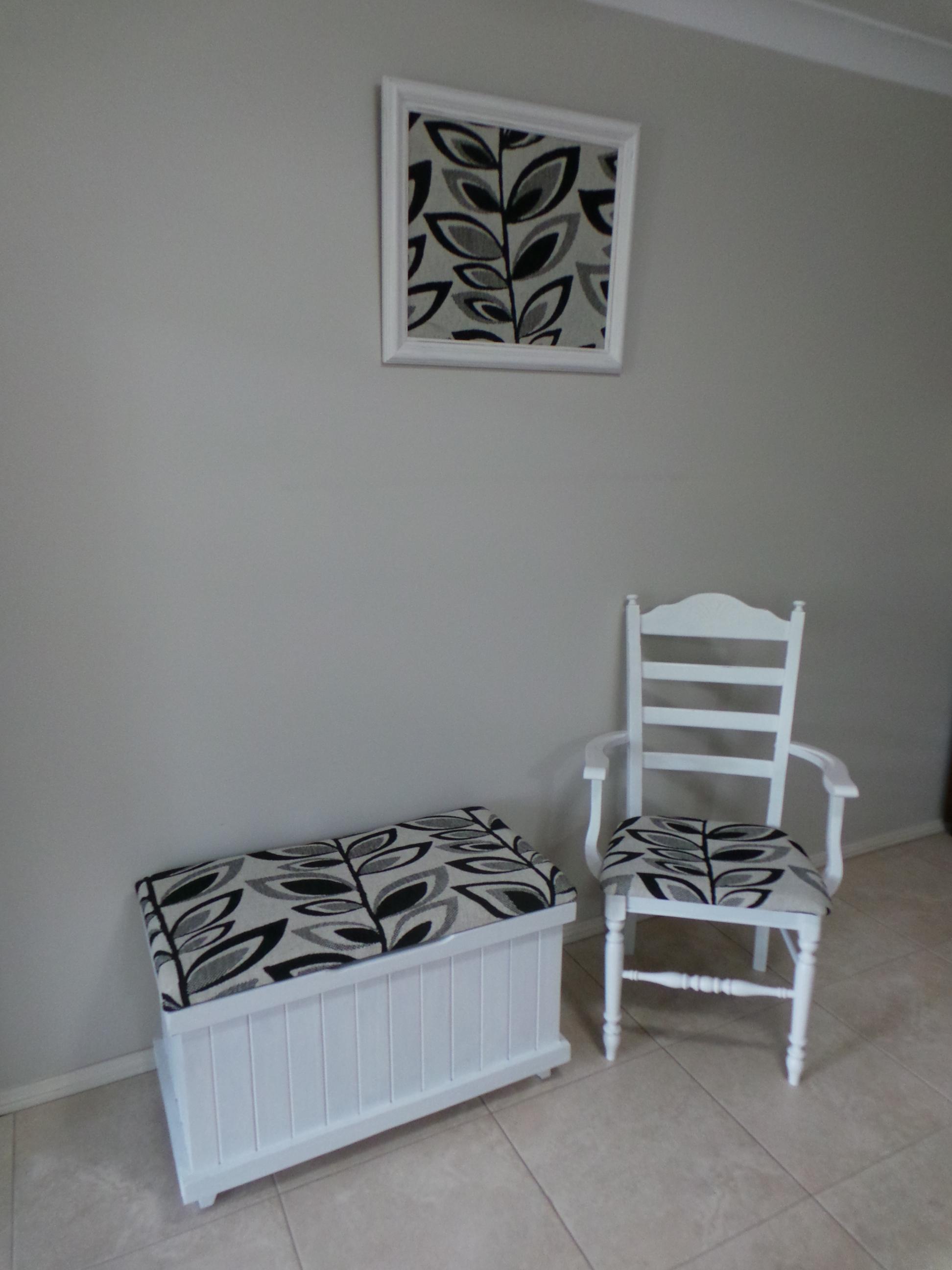 Flora fabric set