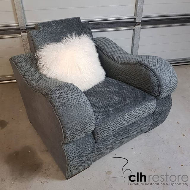 How awesome does this chair look after a