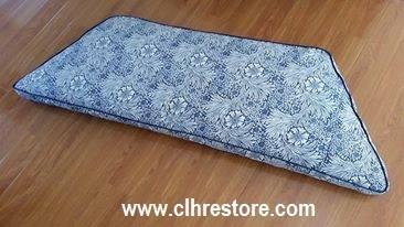 Banquette cushions