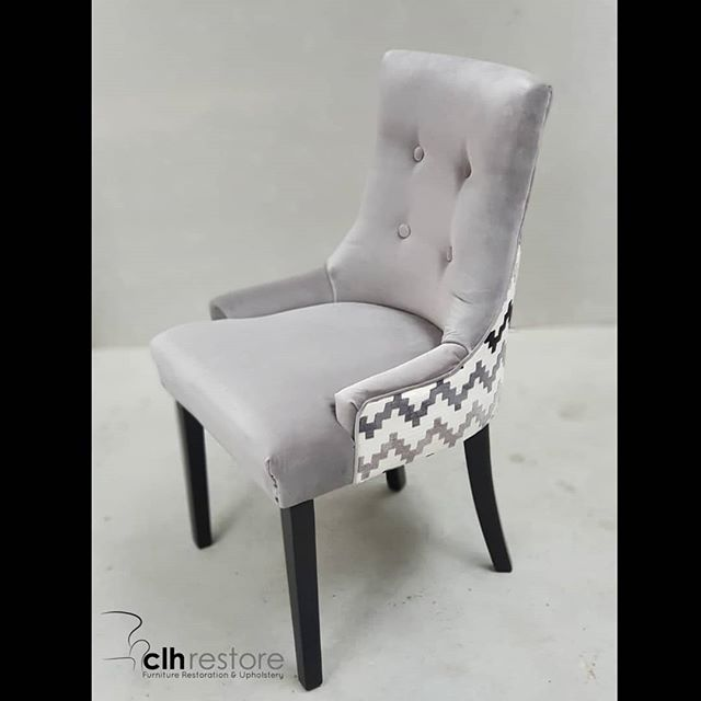 Here is our latest designer chair, now w