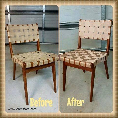 Douglas Snelling chair