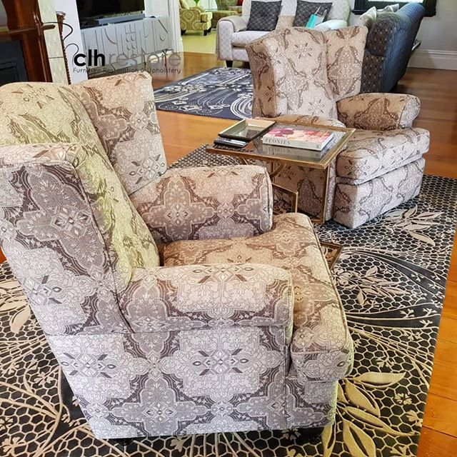 Here is another shot of the recliner wit