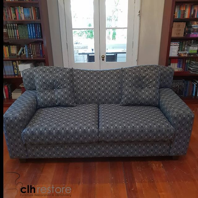 We delivered this gorgeous sofa this mor