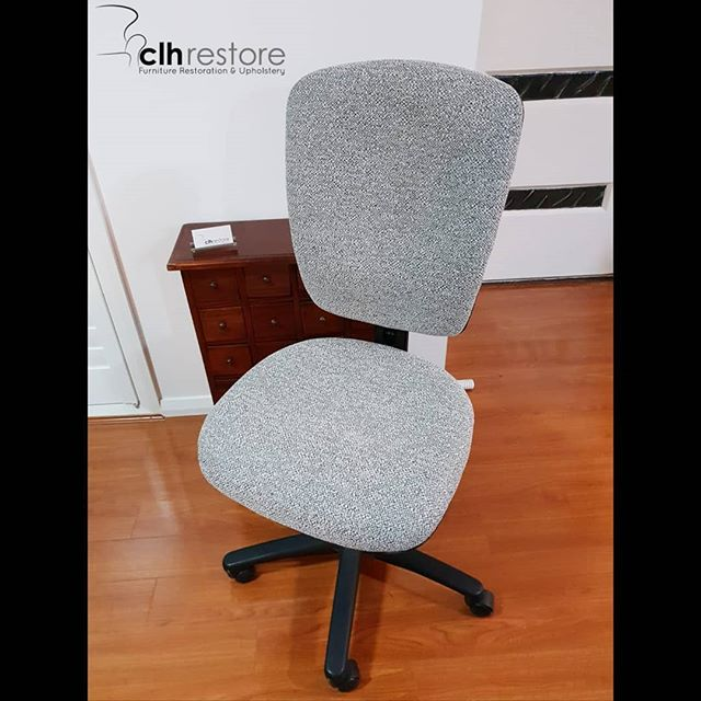 Office chair recover