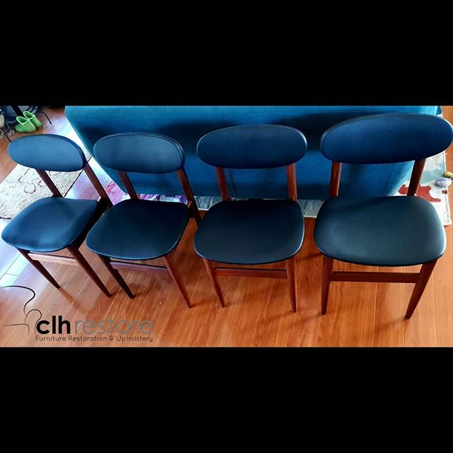 Brought this set of 4 Elite dining chair
