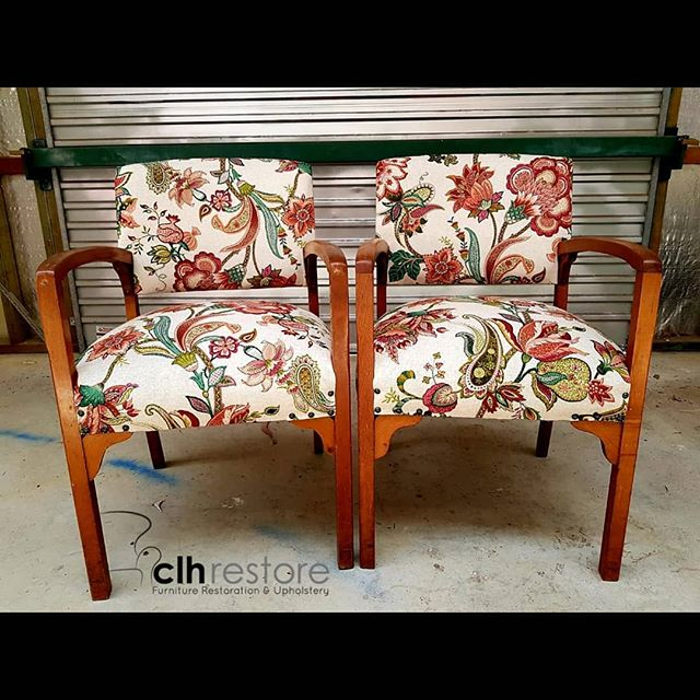 How gorgeous do these chairs look now__#
