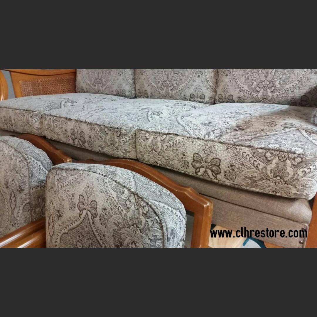 Jarvi lounge suite close up