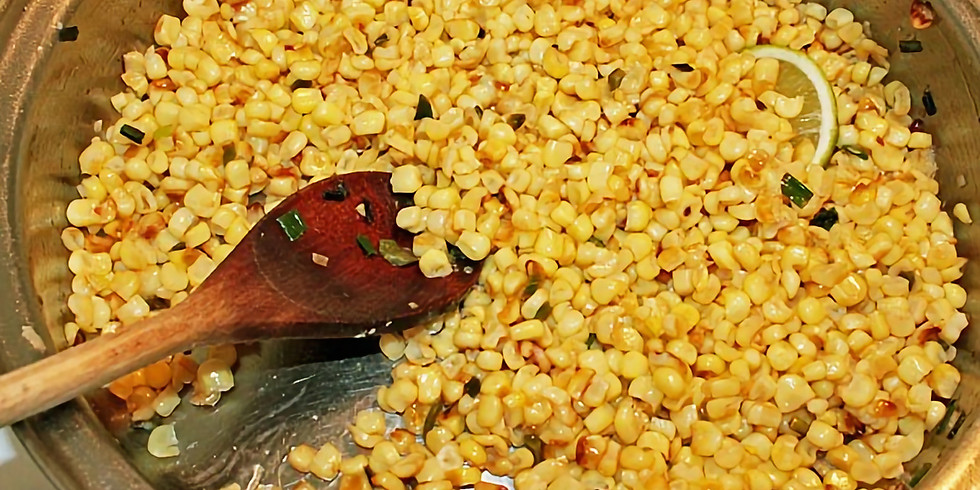 How to Make Pastor Malone's Spicy Fresh Corn