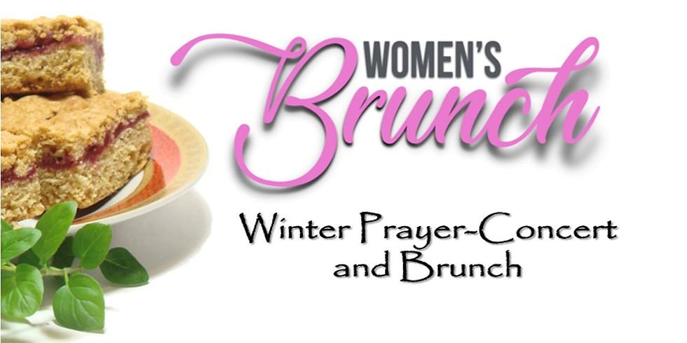 Women's Winter Prayer-Concert and Brunch